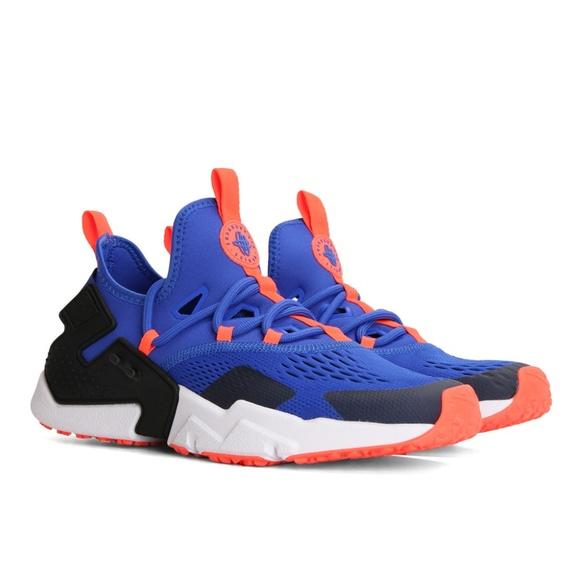 f2d609a630c Nike Air Huarache Drift BR Breathe Blue AO1133-400